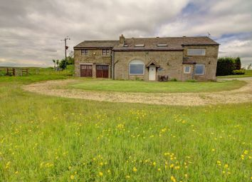 Thumbnail 4 bed farmhouse for sale in White Hill, Oakworth, Keighley