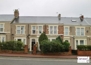 Thumbnail 4 bed terraced house for sale in Durham Road, Gateshead