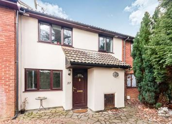 Thumbnail 2 bed terraced house for sale in Chineham, Basingstoke, Hampshire