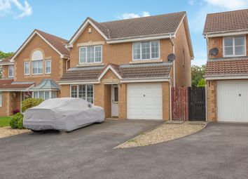Thumbnail 4 bed detached house for sale in West End Way, Stockton-On-Tees, Cleveland