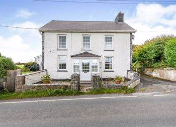 Thumbnail 3 bed detached house for sale in Maenygroes, New Quay, Ceredigion