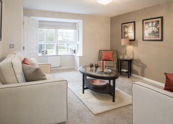 """Thumbnail 4 bed detached house for sale in """"Kennington"""" at Gilhespy Way, Westbury"""