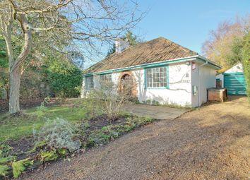 Thumbnail 3 bed detached bungalow for sale in Hatchet Lane, Beaulieu, Brockenhurst