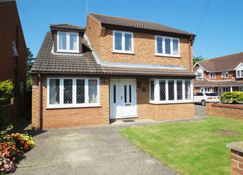 Thumbnail 5 bed detached house for sale in Derby Avenue, Skegness