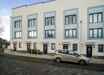 3 bed town house for sale in Monument Street, Plymouth PL1