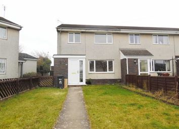 Thumbnail 3 bedroom end terrace house to rent in Cae Delyn, Caerwys, Flintshire