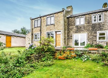 Thumbnail 3 bed cottage for sale in New Road, Kirkheaton, Huddersfield