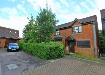 Thumbnail 3 bed end terrace house for sale in Deacon Place, Middleton, Milton Keynes