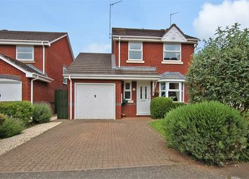Thumbnail 3 bed detached house for sale in Jenner Crescent, Kingsthorpe, Northampton