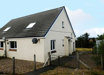 Thumbnail 3 bed semi-detached house for sale in Uig, Isle Of Lewis