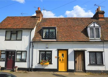 Thumbnail 1 bed terraced house for sale in Cambridge Road, Stansted