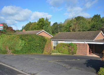 Thumbnail 3 bed detached bungalow for sale in Glebelands Road, Tiverton