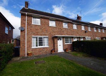 Thumbnail 3 bed terraced house for sale in Henry Street, Rhostyllen, Wrexham