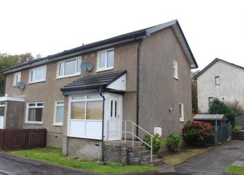 Thumbnail 3 bed semi-detached house for sale in Upland Wynd, Garelochhead, Helensburgh, Argyll And Bute
