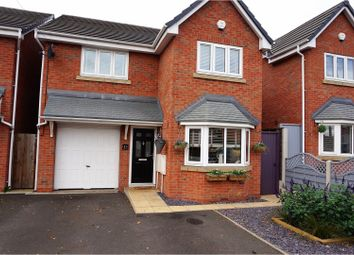 Thumbnail 4 bed detached house for sale in Pooles Lane, Willenhall