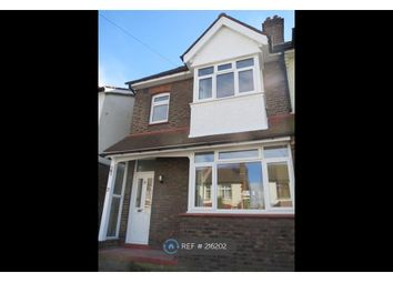 Thumbnail 4 bedroom semi-detached house to rent in Godson Road, Croydon