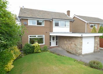 Thumbnail 4 bedroom detached house for sale in Sheard Hall Avenue, Disley, Stockport
