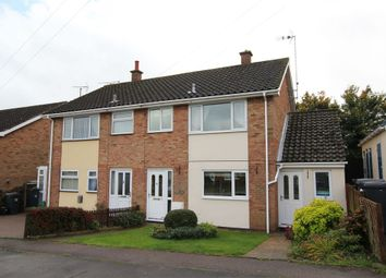 Thumbnail 4 bed detached house to rent in Watts Close, Barnston, Dunmow, Essex