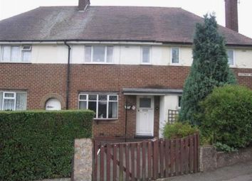 Thumbnail 2 bedroom terraced house for sale in Eastern Avenue North, Kingsthorpe, Northampton