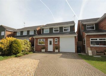 Thumbnail 3 bedroom detached house for sale in Edgar Row Close, Wroughton, Swindon