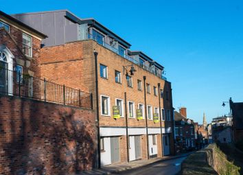Thumbnail 2 bed town house for sale in 3 Beechwood House, Town Walls, Shrewsbury