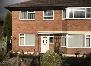 Thumbnail 2 bed flat for sale in Holyhead Road, Oakengates, Telford