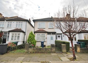 Thumbnail 3 bed end terrace house for sale in Falkland Avenue, New Southgate, London N111Js