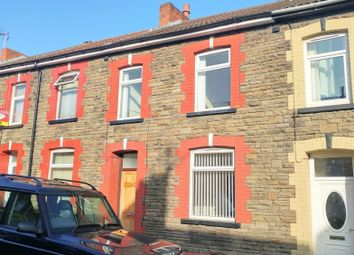 Thumbnail 3 bed terraced house to rent in Mary Street, Trethomas, Caerphilly