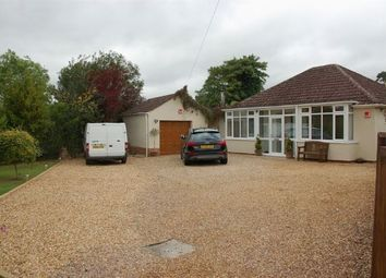 Thumbnail 2 bedroom detached bungalow for sale in Park View, Moulton, Northampton