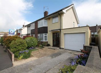 Thumbnail 3 bed semi-detached house for sale in Church Leaze, Shirehampton, Bristol