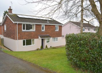 Thumbnail 5 bed detached house to rent in Ashley Piece, Ramsbury, Marlborough