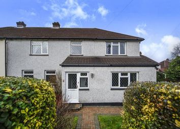 Thumbnail 5 bed semi-detached house for sale in Clifton Close, Caterham, Surrey