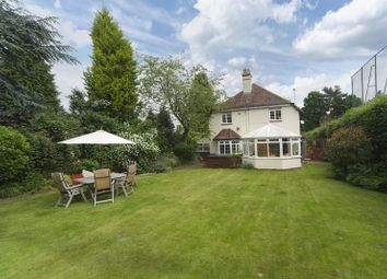 Thumbnail 4 bedroom detached house for sale in Codsall Road, Tettenhall, Wolverhampton