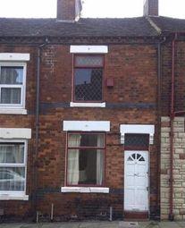 Thumbnail 3 bedroom terraced house for sale in Denbigh Street, Hanley, Stoke-On-Trent