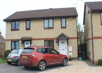 Thumbnail 2 bedroom semi-detached house for sale in Yatton, North Somerset