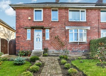 Thumbnail 4 bedroom semi-detached house for sale in Lindsay Avenue, Parson Cross, Sheffield