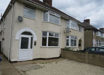Thumbnail Property to rent in Fairlie Road, Oxford