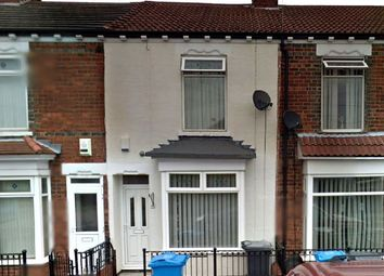 Thumbnail 2 bedroom terraced house for sale in Belmont Street, Kingston Upon Hull