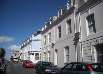 Thumbnail 2 bed flat to rent in Benbow Street, Stoke, Plymouth