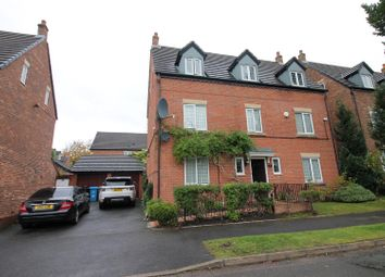 Thumbnail 5 bed detached house for sale in Ambleside Road, Flixton, Urmston, Manchester
