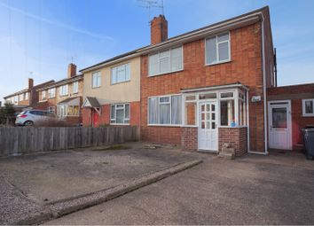 Thumbnail 3 bed semi-detached house for sale in St. Aidans Close, Burton-On-Trent