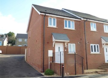 Thumbnail 2 bedroom end terrace house to rent in Sneyd Wood Road, Cinderford