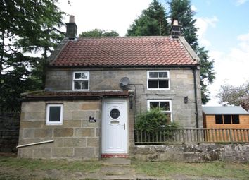Thumbnail 2 bed detached house to rent in Brook Lane, Ainthorpe, Whitby