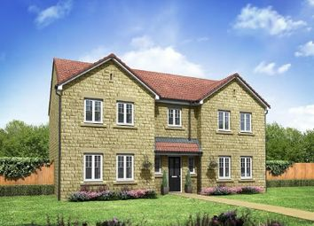 "Thumbnail 4 bedroom detached house for sale in ""The Bond "" at The Mile, Pocklington, York"