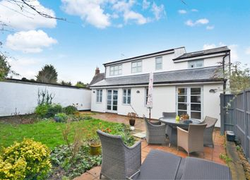 Thumbnail 4 bed detached house to rent in Silver Street, Guilden Morden, Royston