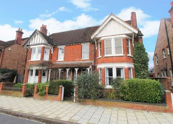 Thumbnail 2 bed flat for sale in Beverley Crescent, Bedford