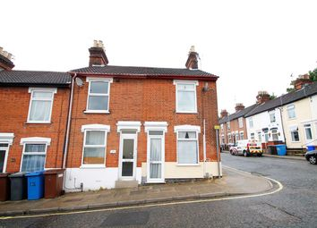 2 bed terraced house for sale in Finchley Road, Ipswich IP4