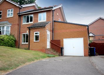 Thumbnail 4 bed semi-detached house for sale in Periwood Drive, Sheffield