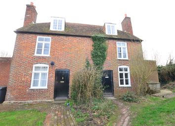 Thumbnail 3 bed cottage to rent in Pilgrims Way, Canterbury