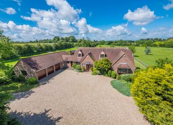 Thumbnail 5 bedroom detached house for sale in Newton, Sudbury, Suffolk